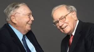 Buffet and Munger